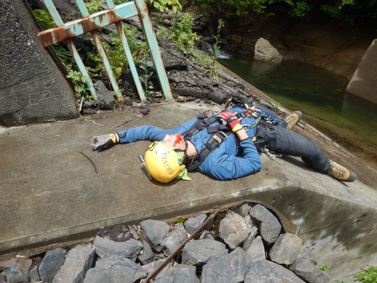 Wilderness_WS_pic2|ロープアクセス調査専門企業|日本空糸株式会社